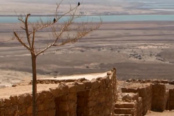 סרט תדמית למצדה - רשות הטבע והגנים